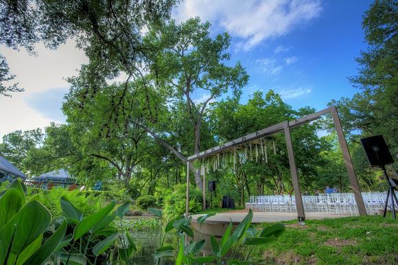 Umlauf Sculpture Garden Wedding Hdr 39 S Austin Texas